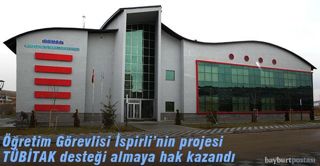 Öğretim Görevlisi Hümeyra İspirli'nin projesi TÜBİTAK desteği kazandı