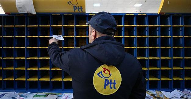 PTT'den 'Kovid-19' konulu mektup yarışması
