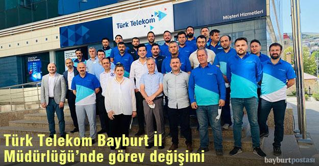 Türk Telekom Bayburt İl Müdürü İsmail Kelleci