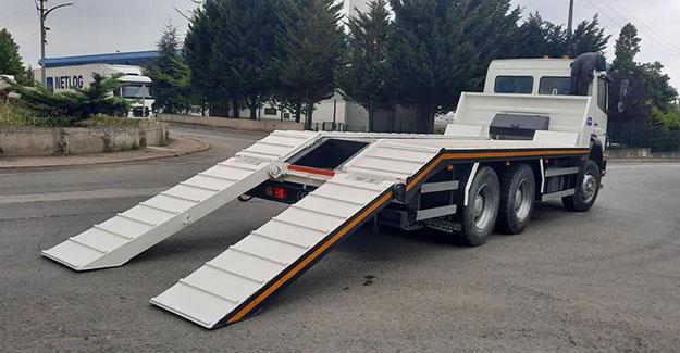 Demirözü Belediyesi'ne yeni araç