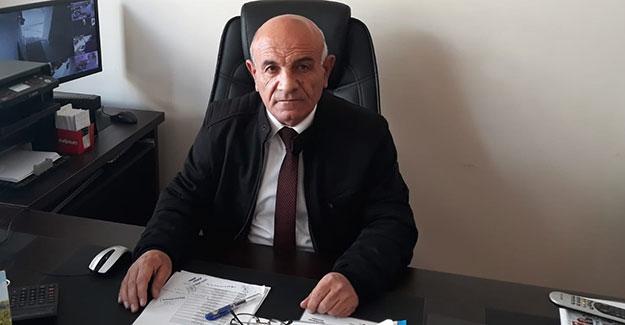 """CHP Bayburt İl Başkanı Necip Erel: """"Ekonomik buhran büyüyor"""""""
