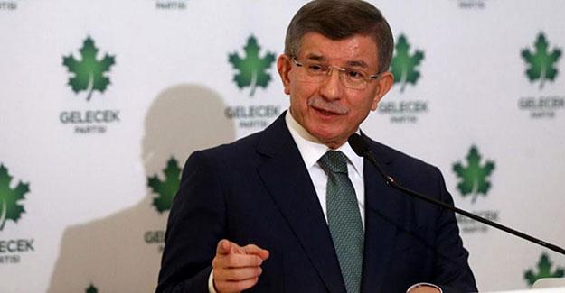 Gelecek Partisi Genel Başkanı Davutoğlu, Bayburt'a geliyor