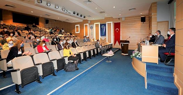 Bayburt Üniversitesinde Akademik Kurul Toplantıları Tamamlandı