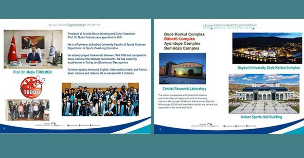 Bayburt Üniversitesi Ortaklığında Uluslararası Çalıştay Düzenlendi