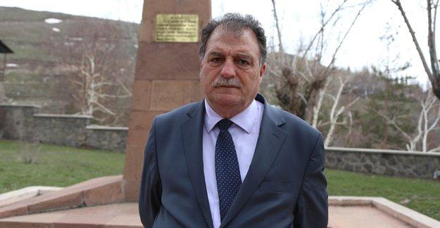 """""""24 Nisan'ı Ermeniler uydurdu"""""""