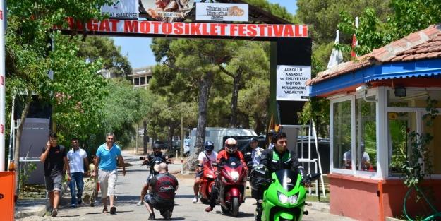 5. Manavgat Uluslararası Motosiklet Festivali başladı