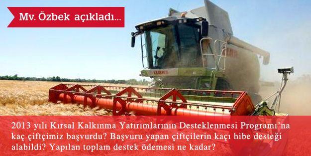 68 çiftçiye daha müjde