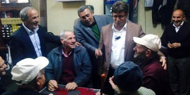 AK Parti, Aydıntepe'de hız verdi