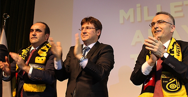 AK Parti milletvekili adaylarını tanıttı
