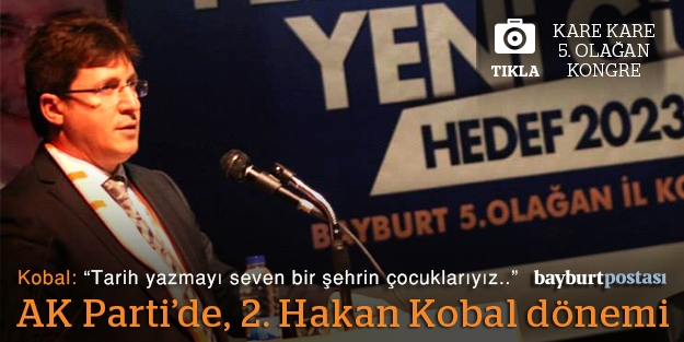 AK Parti'de, 2. Hakan Kobal dönemi