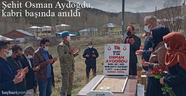 Şehit Osman Aydoğdu, şehadetinin 23. yılında anıldı