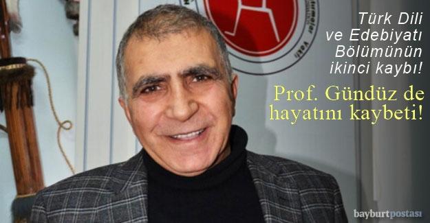 Prof. Dr. Osman Gündüz, hayatını kaybetti!