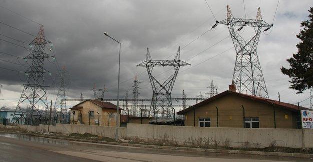 Bayburt genelinde elektrik kesintisi