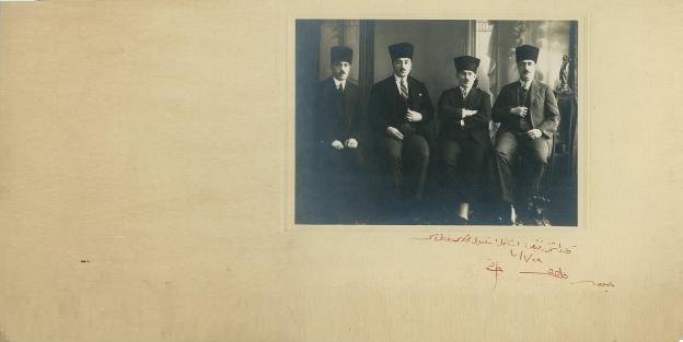 Atatürk'ün silah arkadaşı İhsan Eryavuz'un notları kitaplaştırıldı
