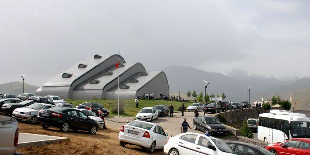Avrupa Müze Ödülü, Türkiye'nin, Bayburt'un, Baksı'nın!