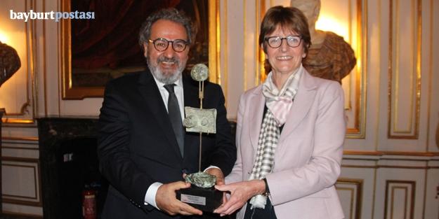 Avrupa'nın en iyisi Baksı Müzesi, ödülünü aldı