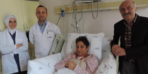Aynı hastanede ailece By-Pass ameliyatı