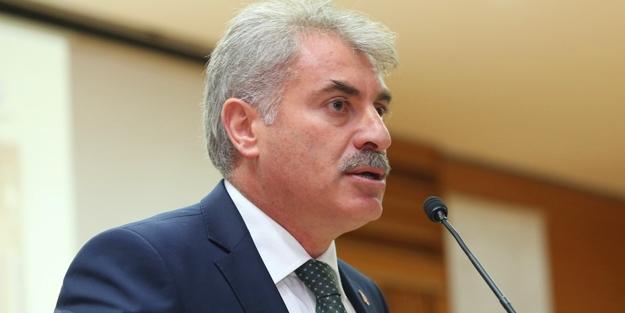 Başkan Memiş, Belediyeler Birliği Meclisi'nde