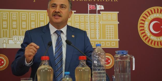 Başkent'te kirli su tartışması