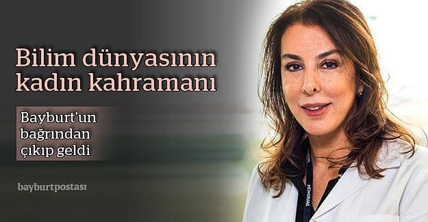 Bayburtlu bir melek: Prof. Dr. Semra Kahraman