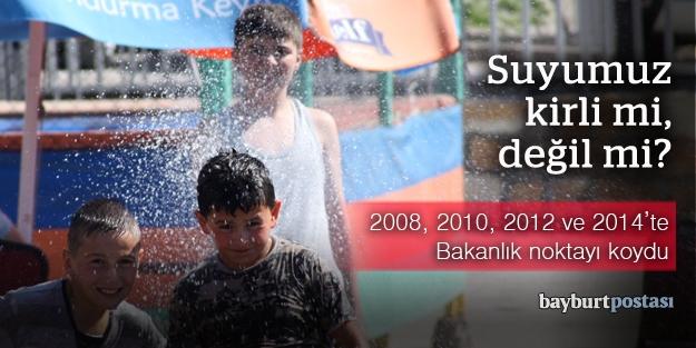 Bayburt'un öncelikli sorunu, 'su kirliliği'
