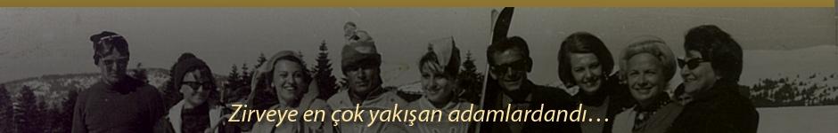 Dağların delisi Muzaffer Demirhan