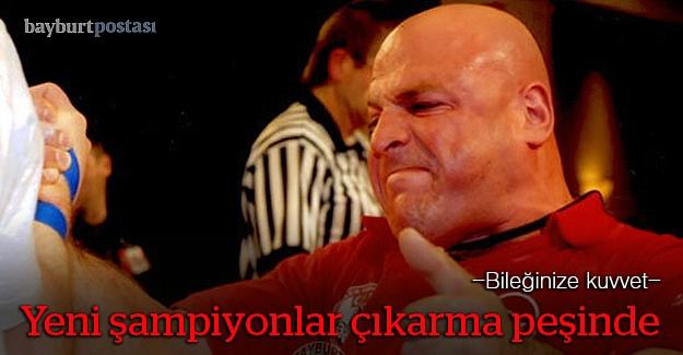 Bilekçiler, Türkiye Şampiyonası için Antalya#039;da