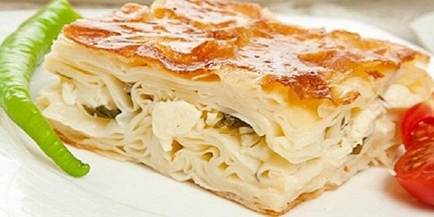 Bir Anadolu klasiği: su böreği
