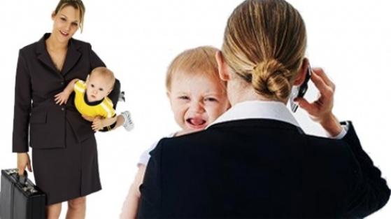 Çalışan anneye bakıcı müjdesi