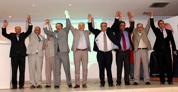 CHP Grup Başkanvekili Gök, Bayburt'ta