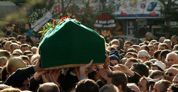 CHP il başkanının acı günü