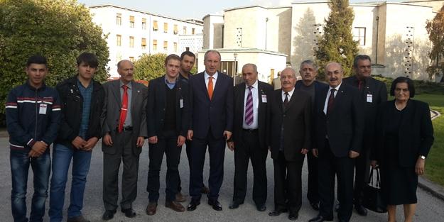 CHP'den Gençlik Kolları'na tam destek