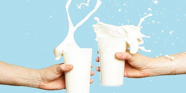Cildiniz için mucize iksir: Süt