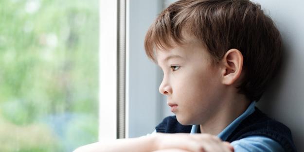 Çocuklar da depresyona giriyor!