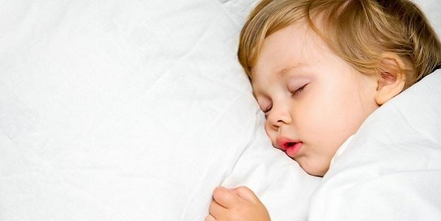 Çocuklarda uyku apnesine dikkat!