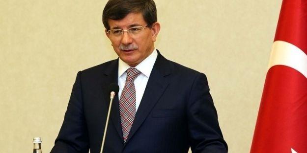 Davutoğlu, 81 ilin valisine seslendi