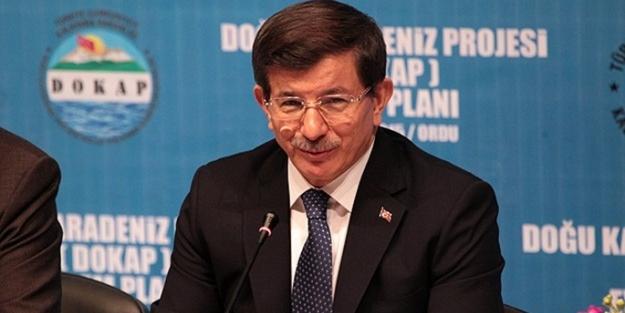 Davutoğlu, DOKAP'ın Bayburt yatırımlarını açıkladı
