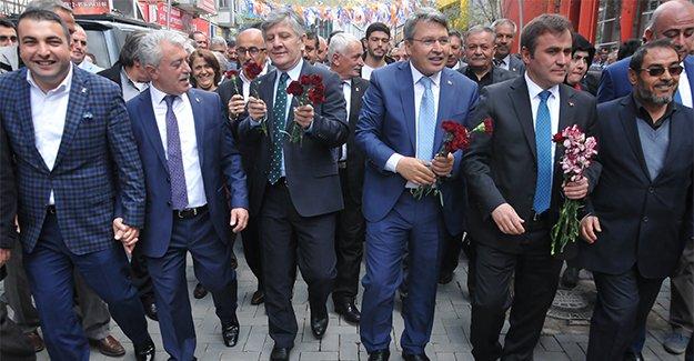 """""""Davutoğlu'nu Gümüşhane'den aday yapmaya var mısınız?"""""""