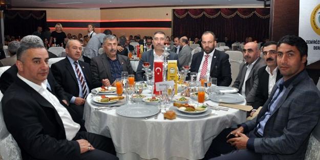 Demirözü dernekleri İstanbul'da buluştu