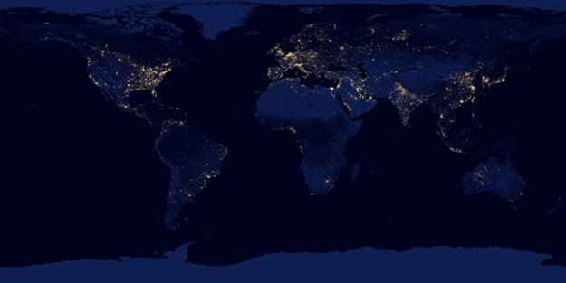 Dünyayı yörüngeden canlı izleyin