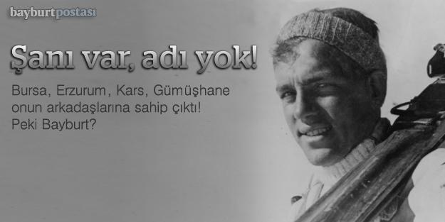 Şanlı Dursun Bozkurt'un memleketinde adı yok!