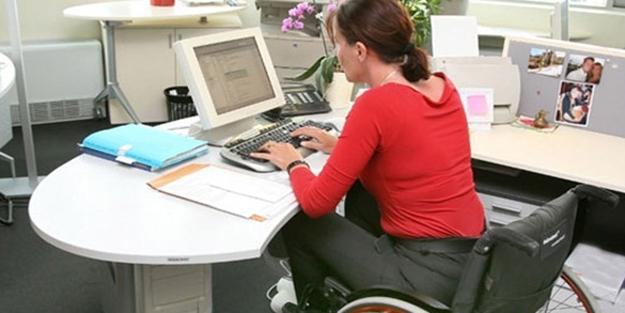 Engelli işçiler 3 yıldır kadro bekliyor