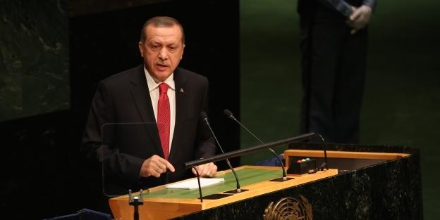 """Erdoğan: """"Dünya 5'ten büyüktür"""""""