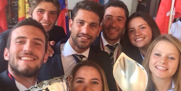 Erkek ve bayan golf milli takımları Balkan Challenge Trophy'de şampiyon oldu