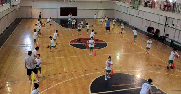 Erzincan'da yaz spor okulları açılacak