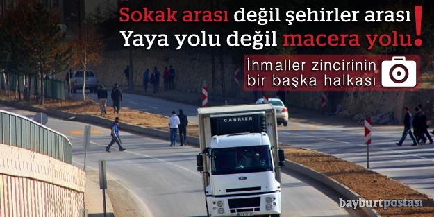 Erzurum-Trabzon arasındaki ihmaller zinciri!