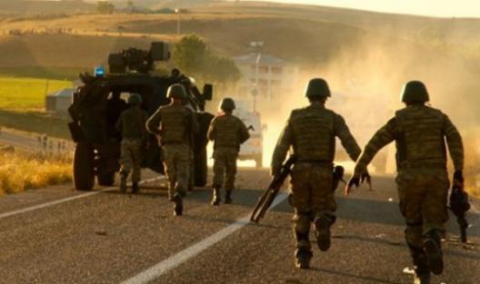 Erzurum'da terör saldırısı!