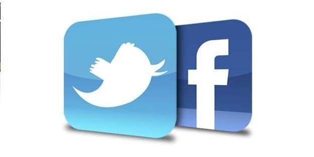 Facebook ve Twitter afetlerde kullanılacak