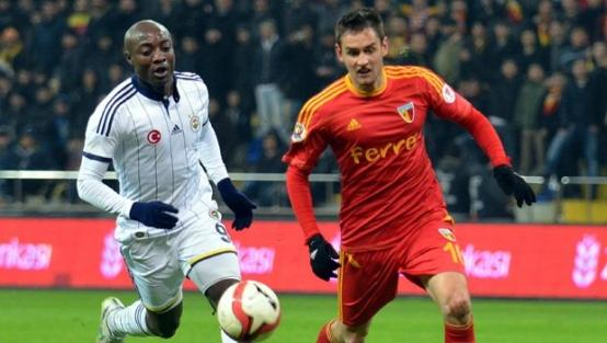 Fenerbahçe 1 puanı zor kurtardı!