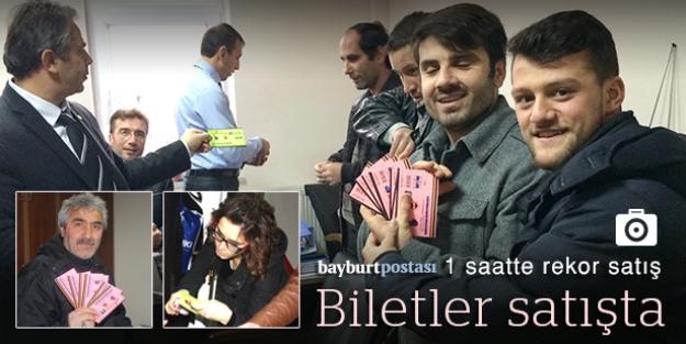 Fenerbahçe maçı biletlerine yoğun ilgi